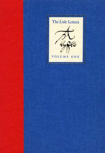 9780226088013: The Lisle Letters (Six Volume Set)