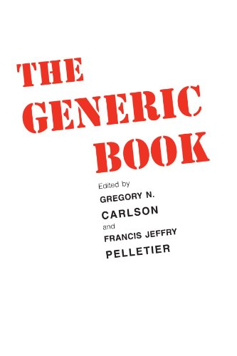 9780226092928: The Generic Book