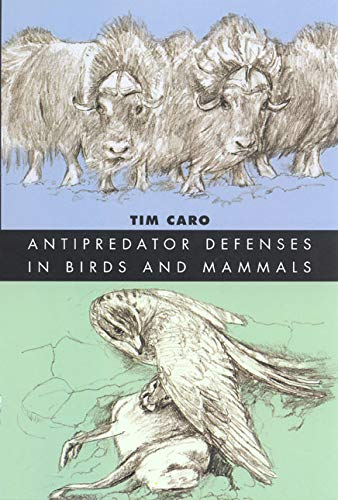 9780226094359: Antipredator Defenses in Birds and Mammals (Interspecific Interactions)