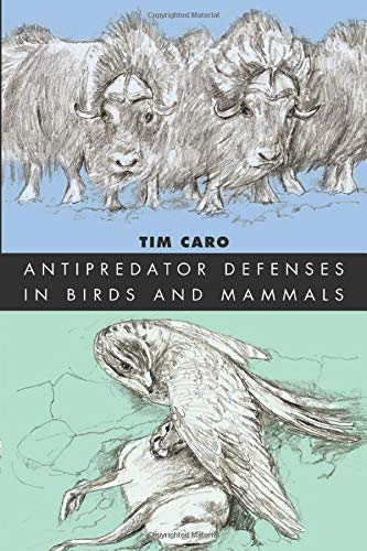 9780226094366: Antipredator Defenses in Birds and Mammals (Interspecific Interactions)