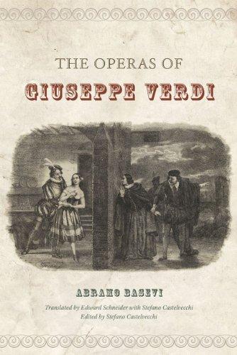 The Operas of Giuseppe Verdi: Basevi, Abramo