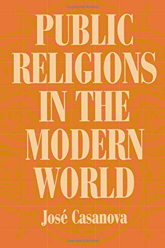 9780226095356: Public Religions in the Modern World