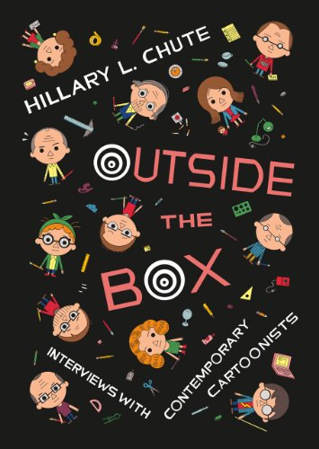 9780226099446: Outside the Box: Interviews with Contemporary Cartoonists