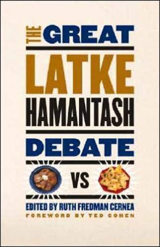 9780226100234: Great Latke-Hamantash Debate