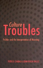 9780226100401: Culture Troubles: Politics and the Interpretation of Meaning
