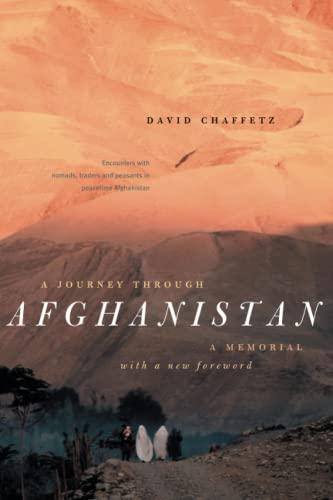 9780226100647: A Journey through Afghanistan