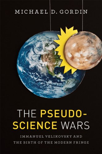 The Pseudoscience Wars: Immanuel Velikovsky and the Birth of the Modern Fringe. Paperback edition.