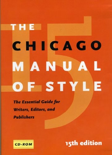 9780226104171: The Chicago Manual of Style: The Essential Guide for Writers, Editors, and Publishers