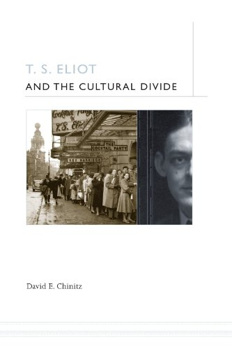 9780226104188: T. S. Eliot and the Cultural Divide