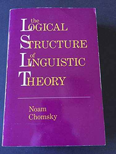 9780226104362: Logical Structure of Linguistic Theory