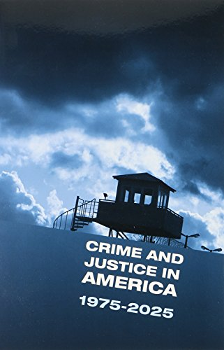 9780226105925: Crime and Justice, Volume 42: Crime and Justice in America: 1975-2025 (Crime and Justice: A Review of Research)