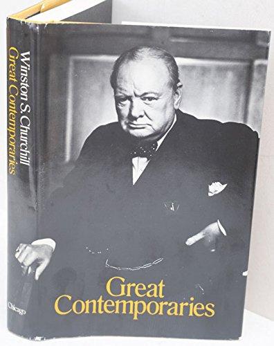 Great Contemporaries: Churchill, Winston