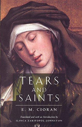 9780226106748: Tears and Saints