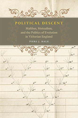 9780226108490: Political Descent: Malthus, Mutualism, and the Politics of Evolution in Victorian England