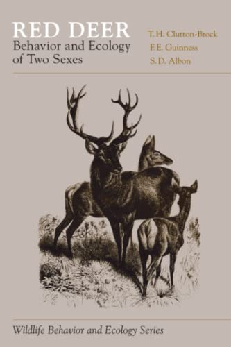 9780226110578: Red Deer: Behavior and Ecology of Two Sexes (Wildlife Behavior and Ecology series)
