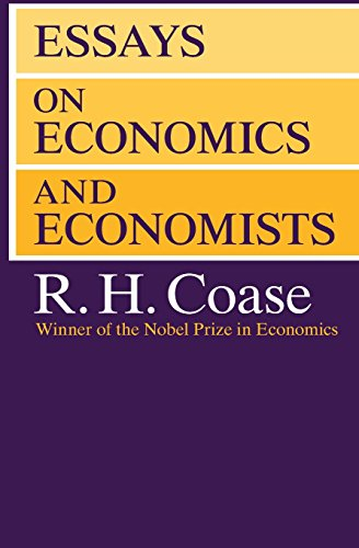 9780226111032: Essays on Economics and Economists