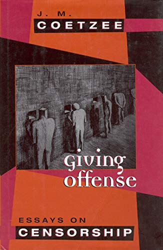9780226111742: Giving Offense: Essays on Censorship