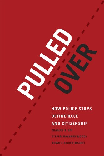 9780226113999: Pulled Over - How Police Stops Define Race and Citizenship