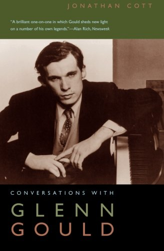 9780226116235: Conversations with Glenn Gould