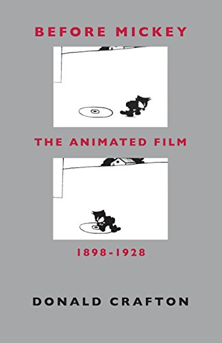 9780226116679: Before Mickey: The Animated Film, 1898-1928