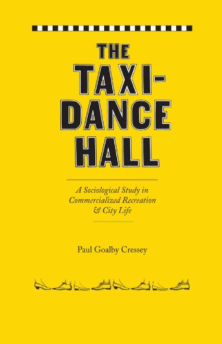 9780226120515: The Taxi-dance Hall: A Sociological Study in Commercialized Recreation And City Life