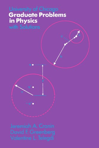 9780226121093: University of Chicago Graduate Problems in Physics with Solutions