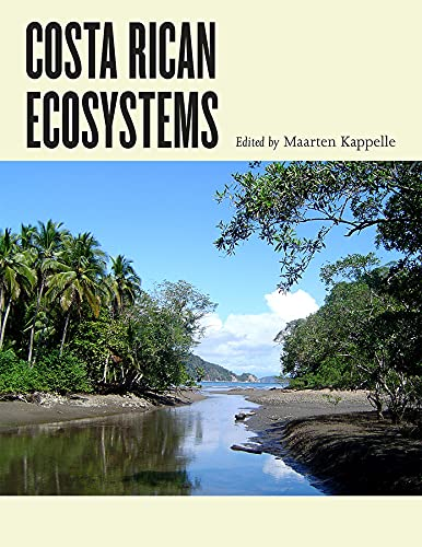 9780226121505: Costa Rican Ecosystems