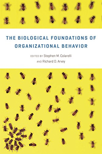 9780226127156: The Biological Foundations of Organizational Behavior
