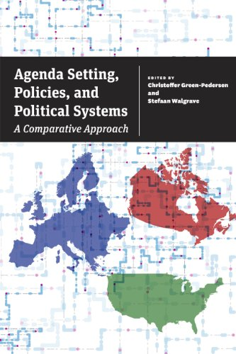 9780226128306: Agenda Setting, Policies, and Political Systems: A Comparative Approach