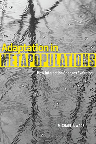 9780226129730: Adaptation in Metapopulations: How Interaction Changes Evolution (Interspecific Interactions)