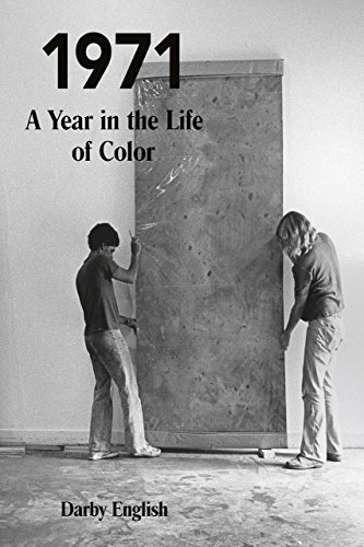 9780226131054: 1971: A Year in the Life of Color
