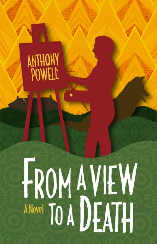 From a View to a Death: A Novel: Powell, Anthony