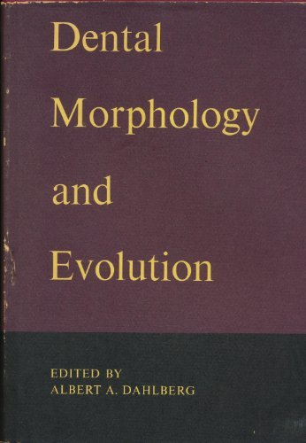 9780226134819: Dental Morphology and Evolution