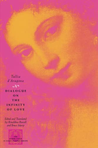 9780226136394: Dialogue on the Infinity of Love (The Other Voice in Early Modern Europe)