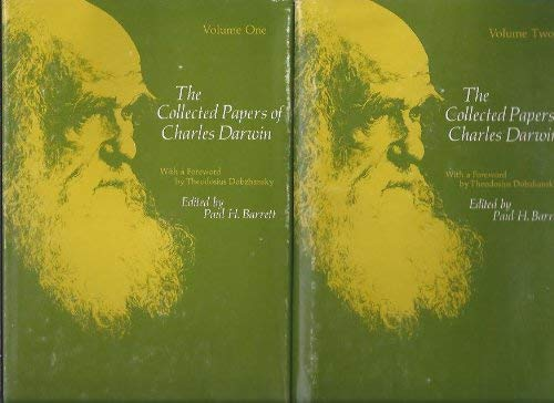 The Collected Papers of Charles Darwin. 2: DARWIN, Charles: