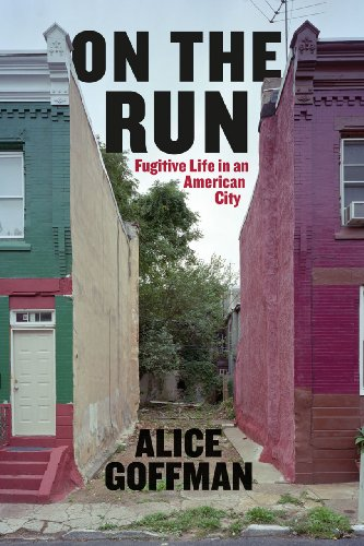 9780226136714: On the Run: Fugitive Life in an American City (Fieldwork Encounters and Discoveries)