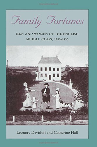 9780226137339: Family Fortunes: Men and Women of the English Middle Class, 1780-1850