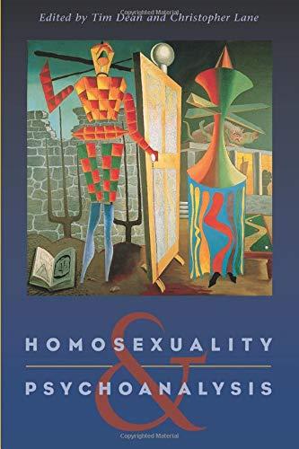 9780226139371: Homosexuality and Psychoanalysis