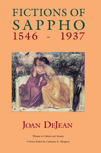 9780226141367: Fictions of Sappho, 1546-1937 (Paper)