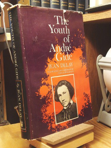 9780226142074: Youth of Andre Gide