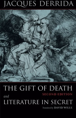 9780226142777: The Gift of Death, Second Edition & Literature in Secret (Religion and Postmodernism)