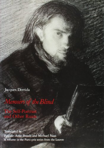 9780226143088: Memoirs of the Blind: The Self-Portrait and Other Ruins (Parti-Pris)