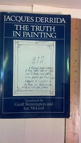 9780226143231: Truth in Painting