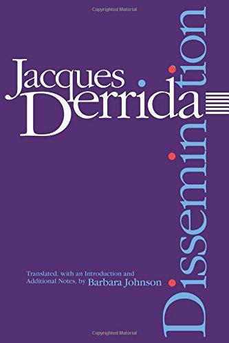 Dissemination: Derrida, Jacques