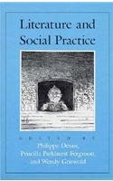 9780226143415: Literature and Social Practice (A Critical Inquiry Book)