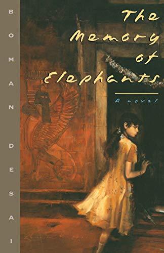 9780226143811: The Memory of Elephants: A Novel (Phoenix Fiction S.)