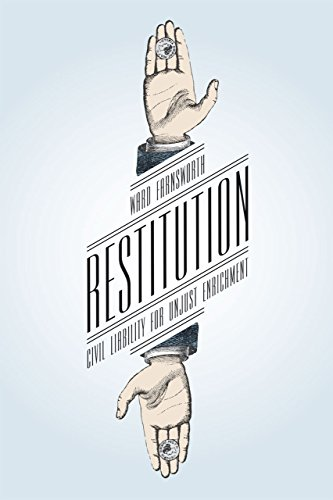 9780226144160: Restitution: Civil Liability For Unjust Enrichment