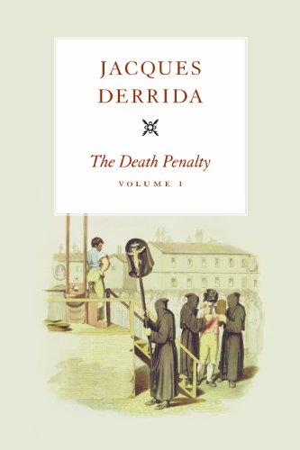 9780226144320: The Death Penalty, Volume I (Seminars of Jacques Derrida)
