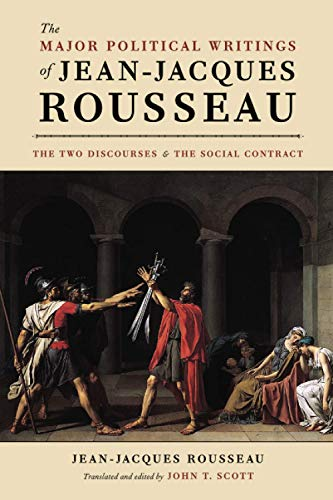 9780226151311: The Major Political Writings of Jean-Jacques Rousseau: The Two