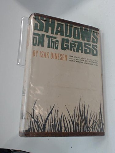 9780226153018: Shadows on the Grass